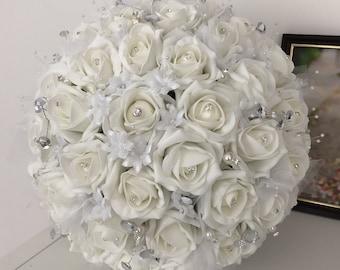 Meghan Bridal Bouquet L