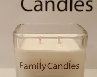 Family Candles - Mint Mojito 7.5 oz Double Wicked Soy Candle