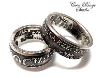 10 zlotych ring Etsy