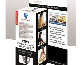 20 Watts (D15200) - Daylight bulbs