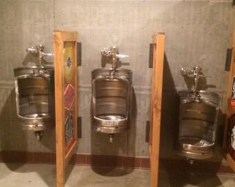 Urinal, Keg Urinals, Stainless Steel Urinal,  keg urinal, Keg Urinals for Sale