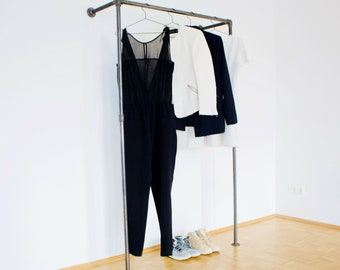NALA - Clothes Rack industrial design