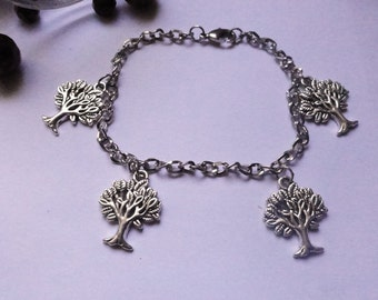 Bracelet trees of life