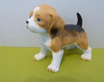 Beagle Figurine, Unknown Maker