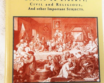 Book  Cato's Letters or Essays on Liberty,Civil and Religious Subjects