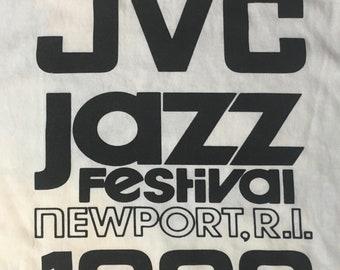 1999 Newport Jazz Festival T-Shirt