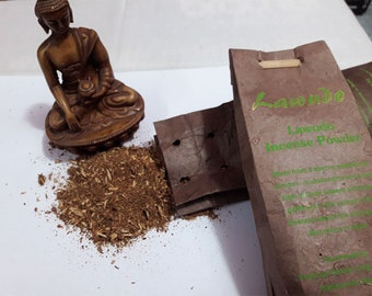 Lawudo Monastery Tibetan Incense Powder