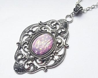 Siren Pendant Necklace