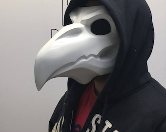 Overwatch Nevermore Reaper Mask
