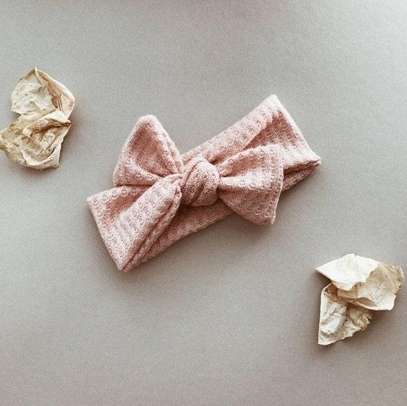 Knot Headband - Newborn