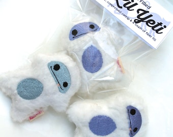 Catnip Yeti | Unique Cat Toy | Abominable Snowman | Fur Cat Toy | Catnip Toy | New Cat Gift | Winter |  Plush Cat Toy | Cat Lady Gift