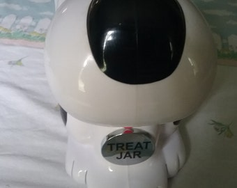 Musical Dog Treat Jar,Musical, Dog, Treats, Pets, Pet Feeding,Fun Treat Jar