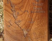 TUSKET RIVER MAP Fly Box ...