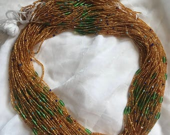Authentic Handmade African Waist Beads