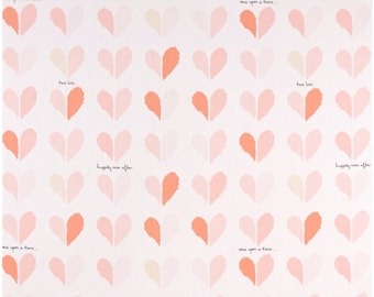 Happily Ever After in Canvas from Paperie by Amy Sinibaldi for Art Gallery Fabrics - Premium Cotton Fabric - One Yard