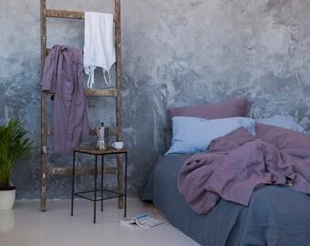 Linen Nightdress / Women Linen Sleepwear / Linen Nightwear / Washed Linen Nightie With Shoulder Straps / Linen Night Gown / Linen Slip Dress