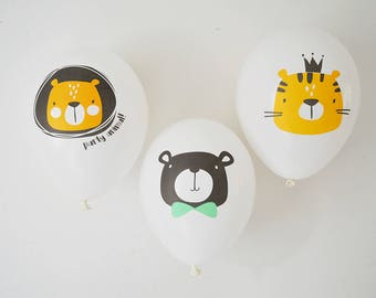 Party Animal Balloons