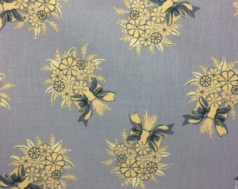 FABRIC, Country Chic, lizzy's garden