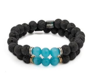 Bracelets For Men | Bead Bracelet | Bracelet For Men | Mens Beaded Bracelet | Beaded Bracelet | Mens Bead Bracelet | Boyfriend Gift