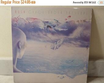 Save 30% Today Vintage 1984 Vinyl LP Record Grace Under Pressure RUSH Near Mint Condition 14506