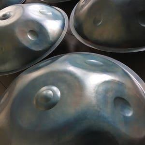 Bali Steel Pan (handpan by Ketut Suda) Free worldwide shipping