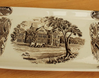 Victorian Sandwich Plate