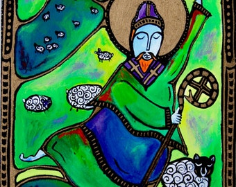 Saint Patrick of Armagh