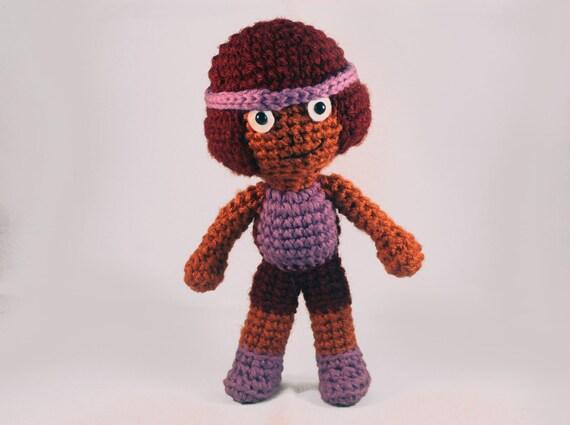 Snoopy Easy Amigurumi Pattern : Pdf crochet pattern ruby inspired amigurumi