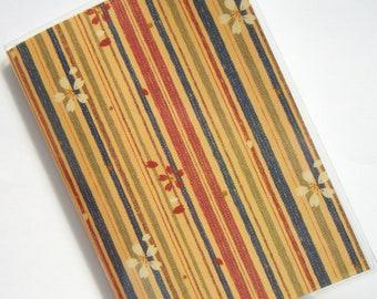 Passport Case Cover Holder -- Japanese Flowers