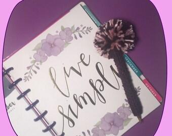 PomPom Pen Cover
