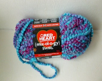 Yarn Sale  - Party Mixology Swirl  by Red Heart