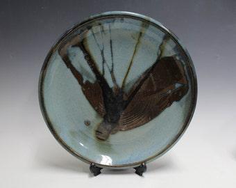 Stoneware Design Platter