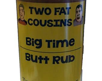Big Time Butt Rub