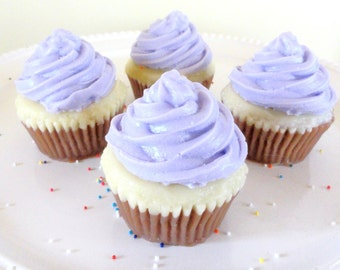 PurPLe FrOsTinG  CuPcaKe SoAp