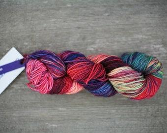 Malabrigo yarn Arroyo Merino yarn Sport weight yarn Superwash merino yarn Super soft yarn Hand dyed yarn Malabrigo Arroyo #5 Aniversario