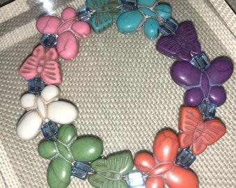 Butterfly Girls Bracelet