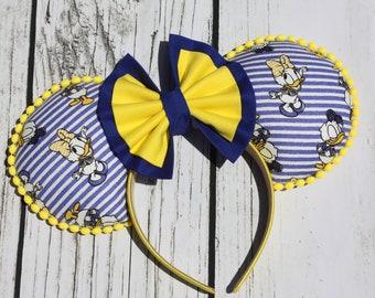 Disney Ears Daisy in Blue