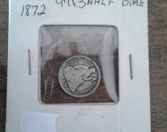 1872 seated half dime