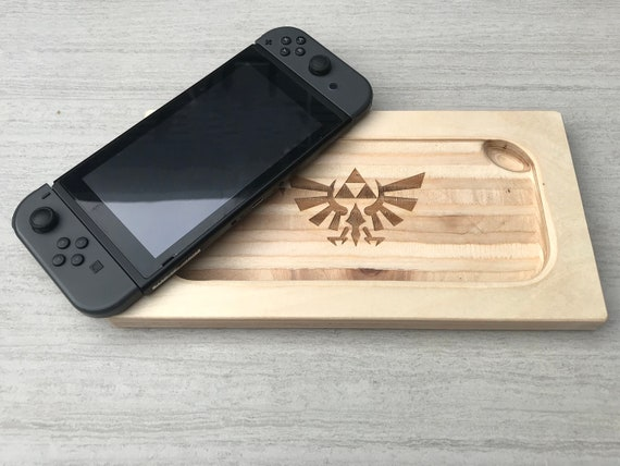 Zelda Themed Nintendo Switch Holder