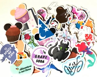 Disney Stickers Grab Bag