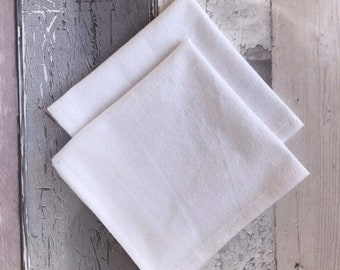Handkerchief - Baby Wash Cloth - Soft Wash Cloth - Organic Cotton - Washable - Eco - Zero Waste
