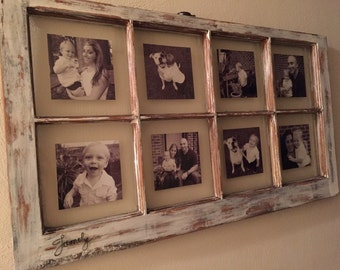 Window Picture Frame Etsy