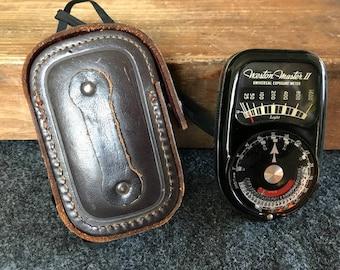 Vintage Weston Master II light meter
