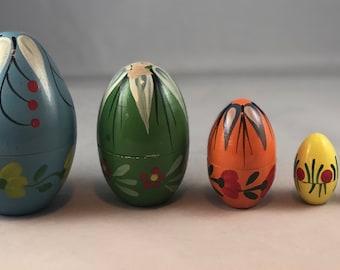 Nesting Eggs Set