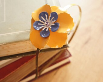 Flower Headband. LaliBlue