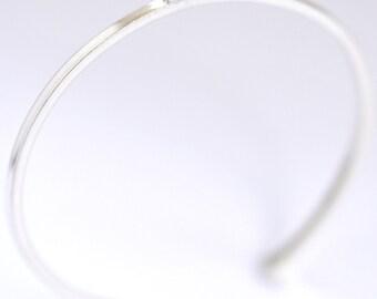 Sterling silver Rain Drop bracelet