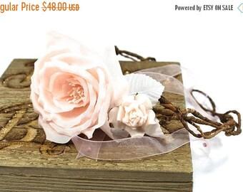 SALE SALE ON Sale Pink Rose Flower Crown, Bridal Florial Crown, Pink Rose Wedding Crown, Pink Rose Floral Hair Piece
