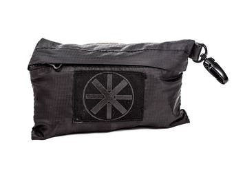 The Jungle Tribe CLOAKED Carry All  - Opens Into A Giant Lightweight Bag in Less Than 5 Seconds