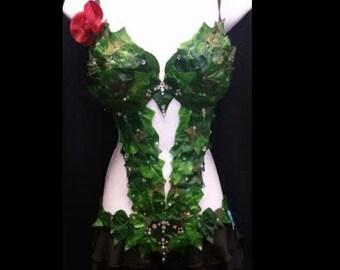 Poison Ivy One Piece Dress!
