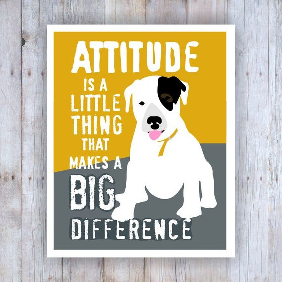 Classroom Art Childrens Wall Art Black and White Spotted Puppy Motivational